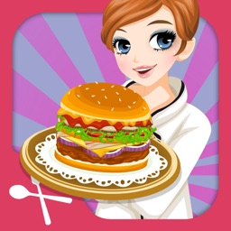 Tessa's Hamburger – learn how to bake your hamburger in this cooking game for kids