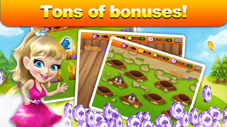 Farm Slots™ - FREE Las Vegas Video Slots & Casino Game screenshot-4