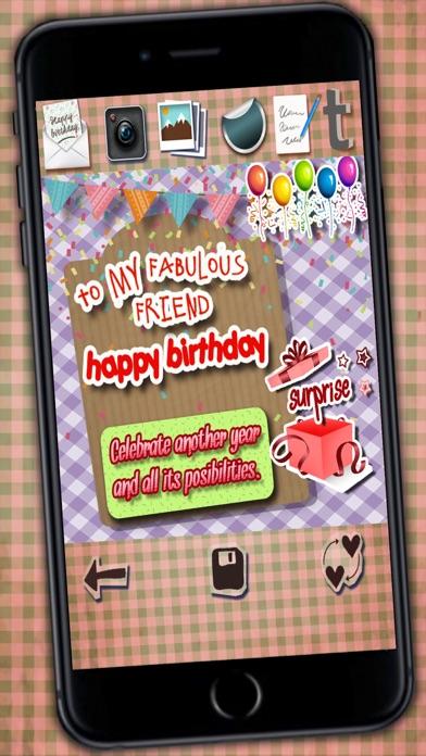 Grußkarten zum GeburtstagScreenshot von 3