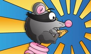 Mouse Bounce XL