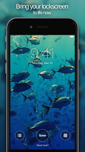 Live Wallpapers for iPhone 6s and 6s Plus Screenshot