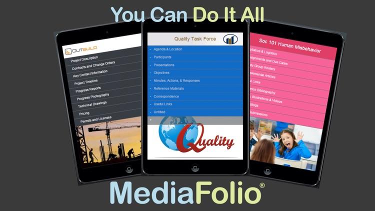 MediaFolio screenshot-4