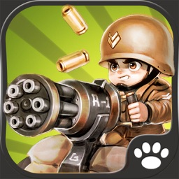 Little Commander - World War II TD