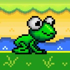 Frisky Jumping Frog Climb icon