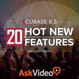 New Features Tour For Cubase 8.5