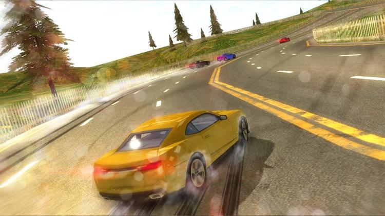 Fast Lane Car Racer screenshot-3