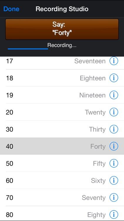 Talking Calculator screenshot-3