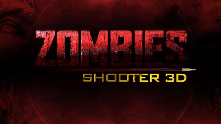 Zombies Shooter 3D screenshot-3