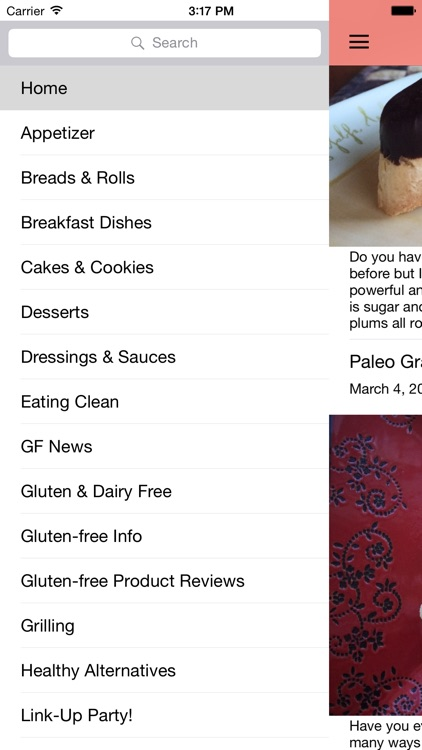 Gluten Free Yummy screenshot-3