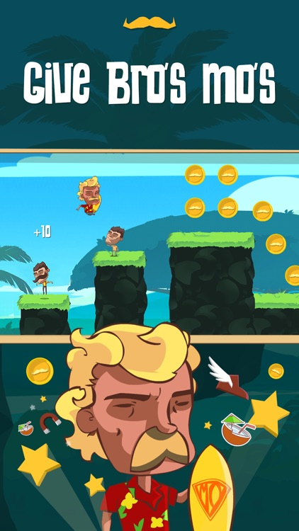 Run Mo Run! - A Movember Game screenshot-2