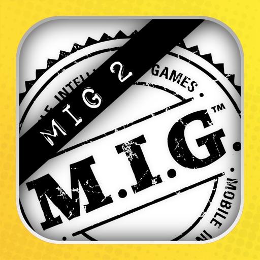 MIG 2 - Frågespelet du tar med dig