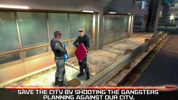 Target City Sniper 3D - Tactical Sniper Shooter Game screenshot-4
