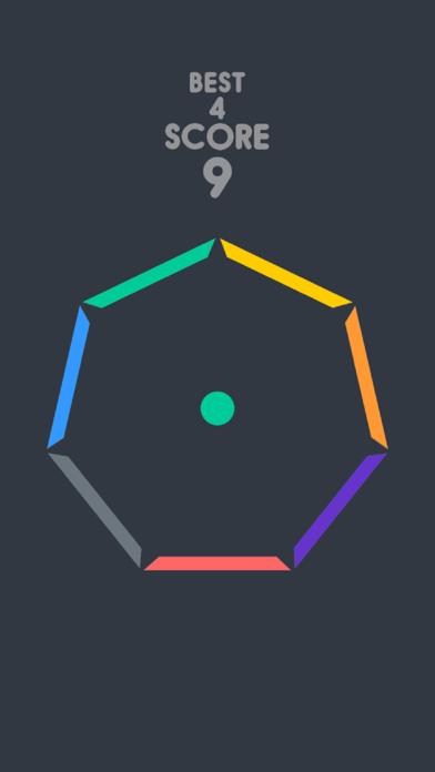 Neon Wheel screenshot two