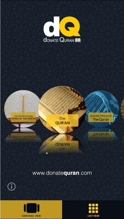 Donate Quran