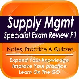 Supply Management Exam Review (Part1): 1500 Study Notes & Exam Quiz