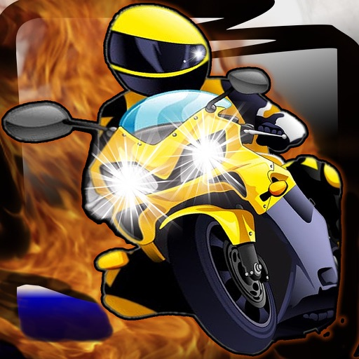 Motorcycle Bike Run - Highway Racing Speed Traffic