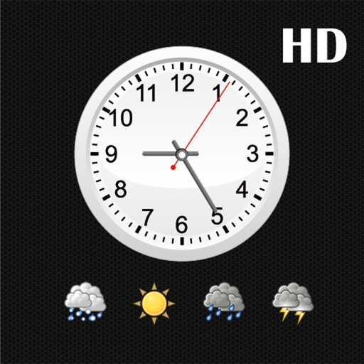 City Weather HD icon