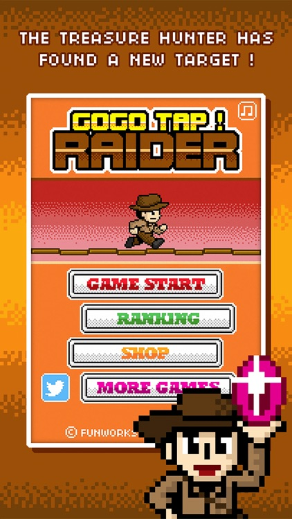 GoGo Tap ! Raider Of The Lost Enchanted Dungeon