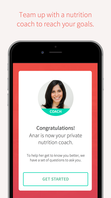 Rise - Nutrition & Weight Loss Coach screenshot