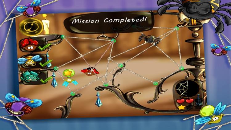 Amazing Spider Attack - FREE Game screenshot-3