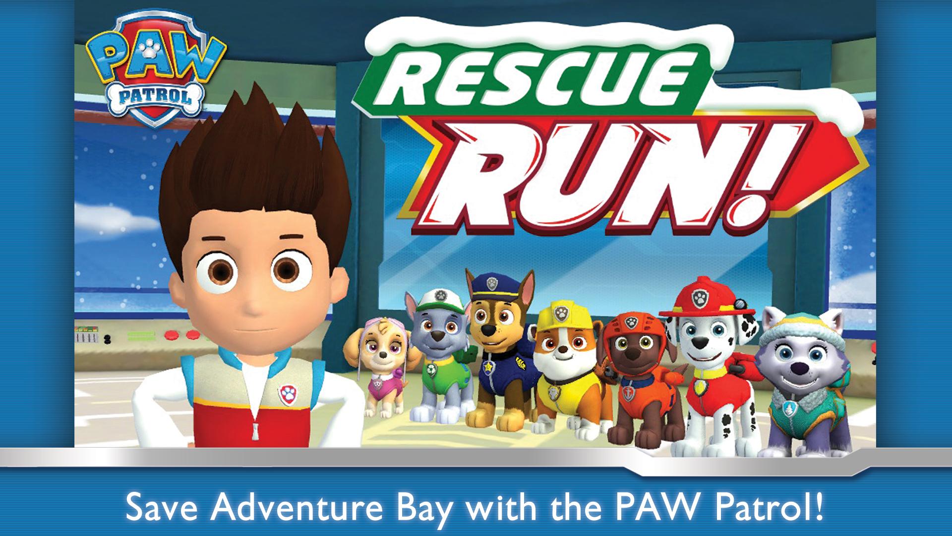 PAW Patrol Rescue Run HD screenshot 6