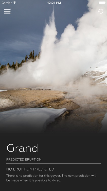 NPS Yellowstone Geysers screenshot-0