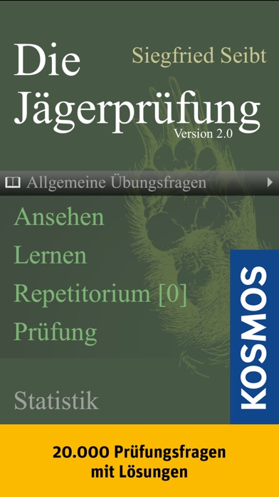 Screenshot for Die Jägerprüfung in Germany App Store