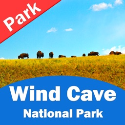 Wind Cave National Park – GPS Offline Park Map Navigator