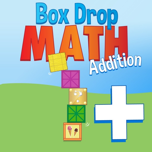 Box Drop Math Addition Game: A Fun Way for Kids to Practice and Learn Basic Facts