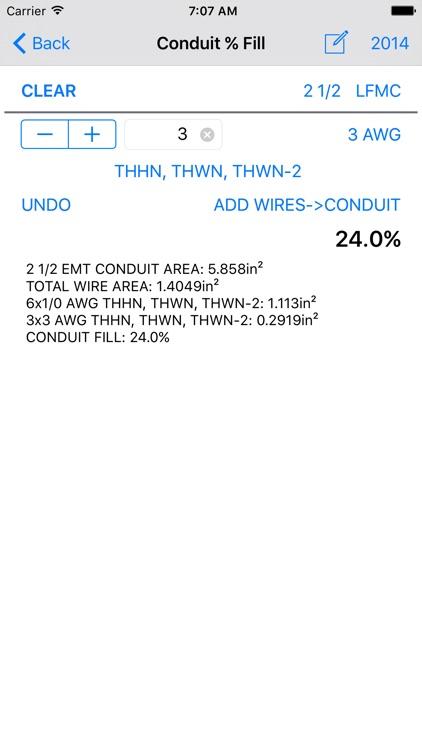 Electrical Wiring Pro Plus screenshot-3