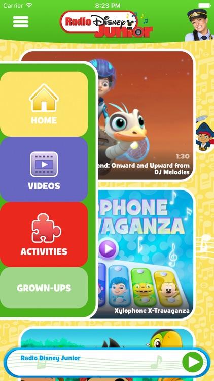 Radio Disney Junior screenshot-3