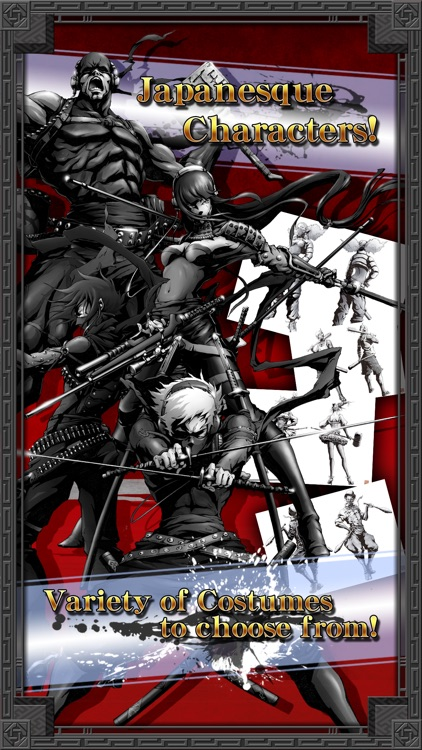 IZANAGI Online +Samurai Ninja+ screenshot-4