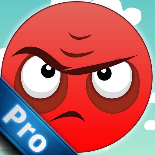 Angry Run Ball PRO - The awesome Addicting Games for Kids
