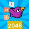 Flappy Of 2048-官方免费游戏,超高难度超越bird