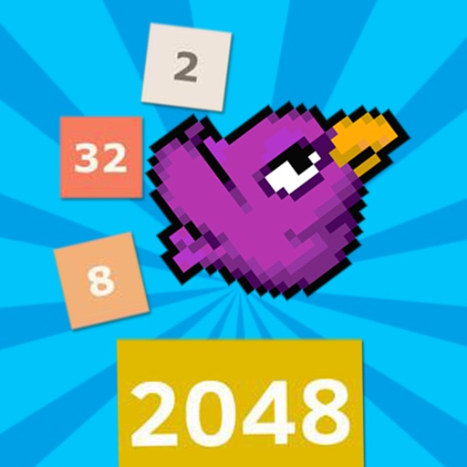 Flappy Of 2048 iOS App