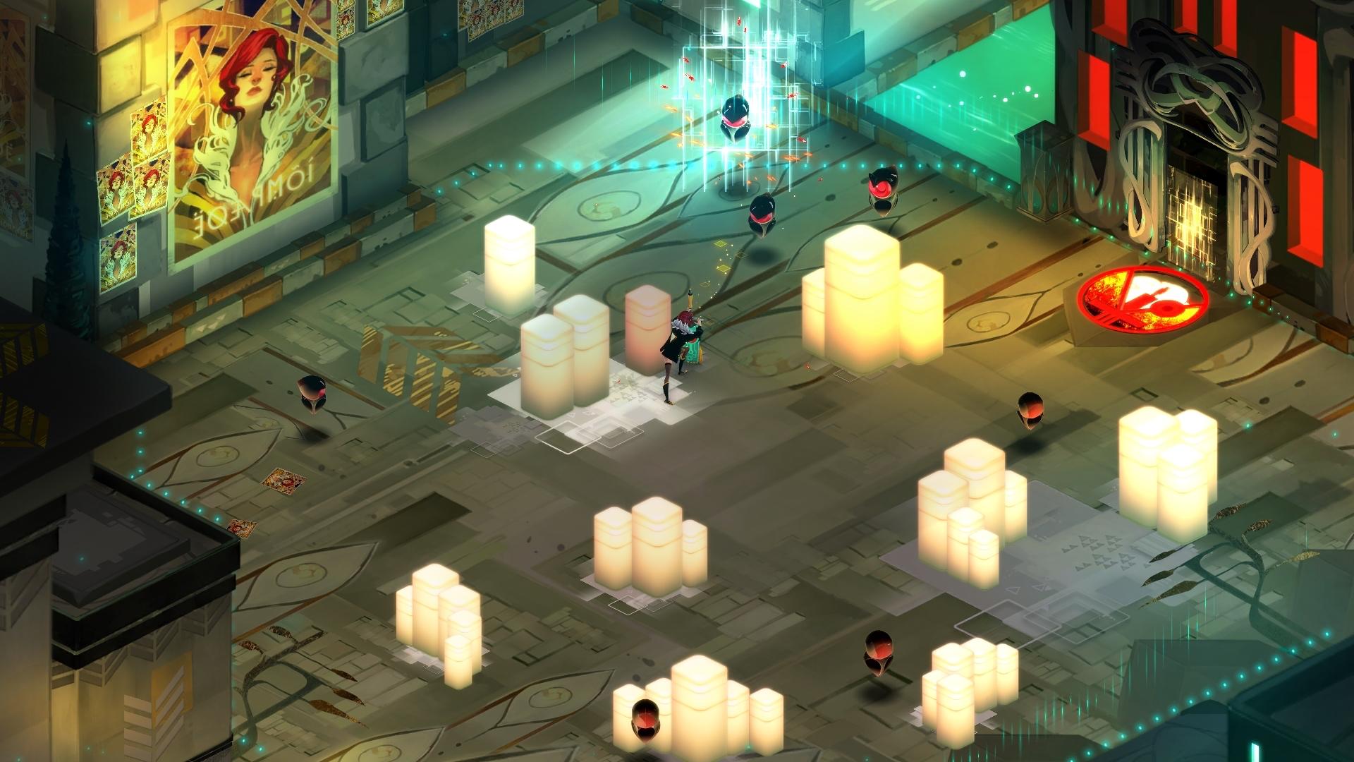 Transistor screenshot 11