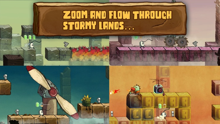 Blown Away: Secret of the Wind screenshot-2