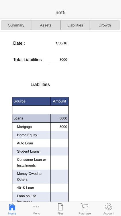 Personal Finance Pro screenshot-1
