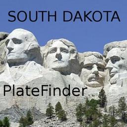 South Dakota PlateFinder