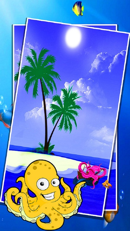 Octopus Fishing Mania screenshot-3