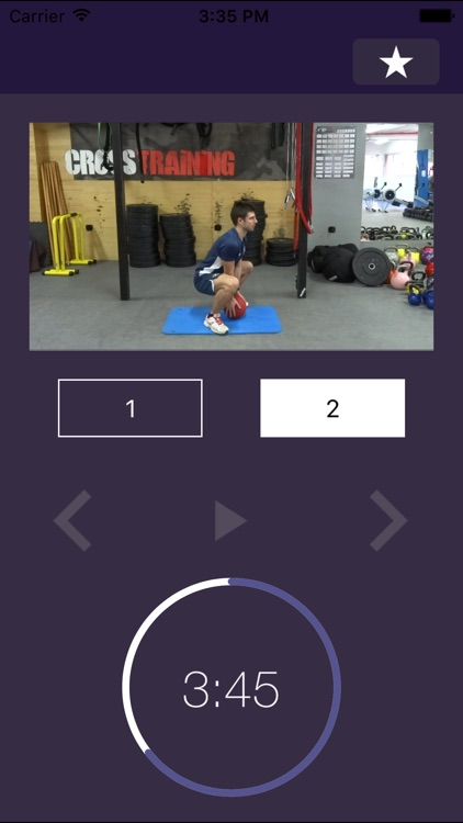 7 min Medicine Ball Workout: High Intensity Interval Training Exercises - Full Body Workouts with Gym Ball Exercise Plan screenshot-4