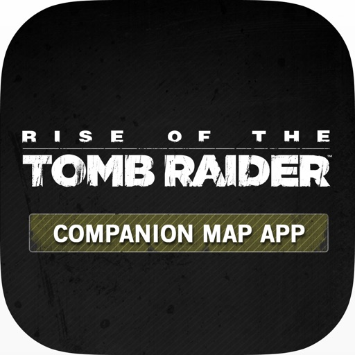 Rise of the Tomb Raider Official Map Companion
