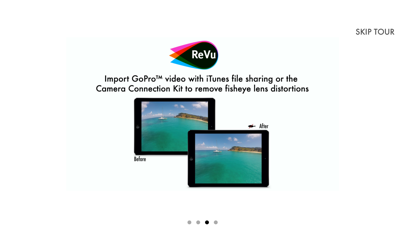 ReVu Video Editor - Record Zoom and Pan Interactions to Make a New Video screenshot three