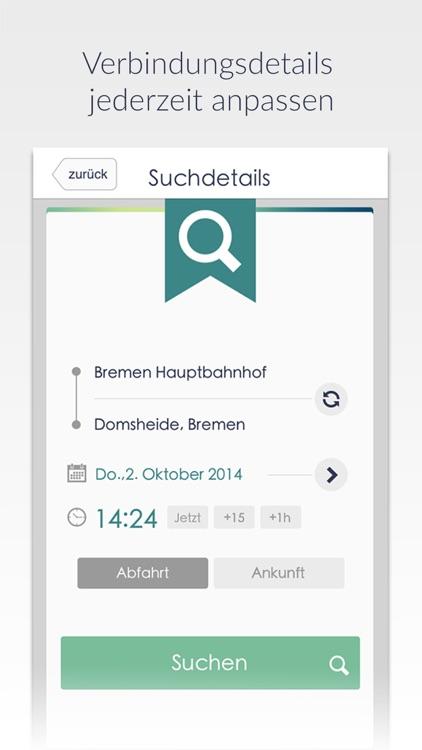 PendelMe - Schneller Bus und Bahn Fahrplaner screenshot-3