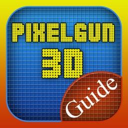 Guide + Walkthrough for Pixel Gun 3D - Unofficial