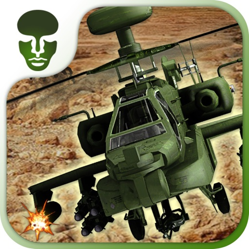 Apache Attack: Air Combat 2016 icon