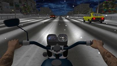 Russian Moto Traffic Rider 3Dのおすすめ画像4