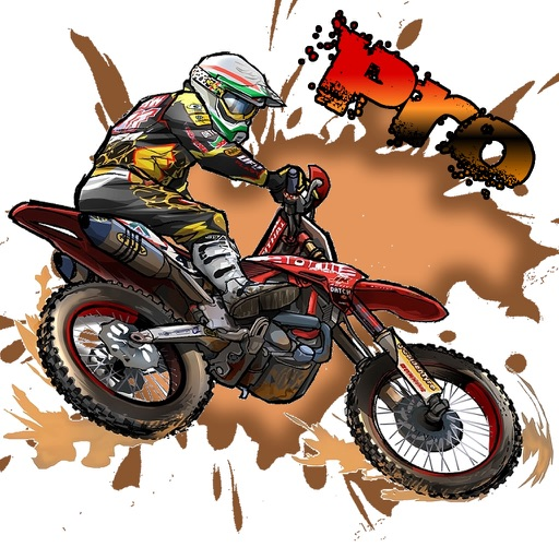 Bike Cross Mountain Pro - Mad Skills Motocross