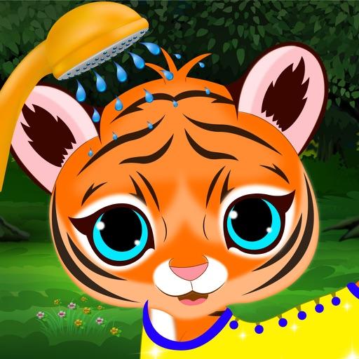 Baby Tiger Salon