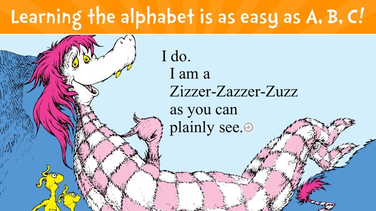 Dr. Seuss's ABC - Read & Learn screenshot-4